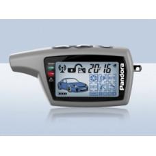 Брелок Pandora LCD DXL 077 Grey