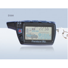 Брелок Pandora LCD D500 DXL 5000